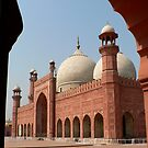 Red Mosque, Islamabad Pakistan by Framed-Photos
