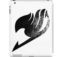 Fairy Tail Black iPad Case/Skin