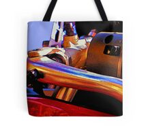 Ducati 848 Clutch Lever Tote Bag