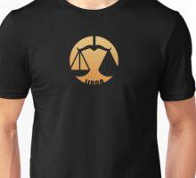 Libra Zodiac Sign Unisex T-Shirt