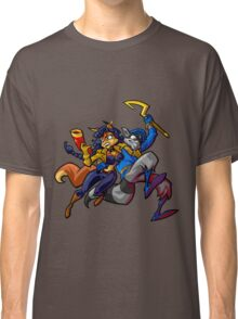 Sly Cooper and Camelita Fox Classic T-Shirt