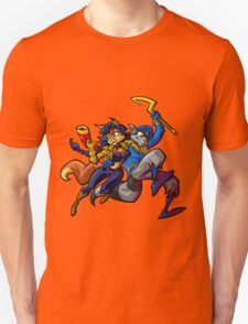 Sly Cooper and Camelita Fox T-Shirt