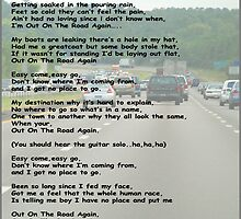 OUT ON THE ROAD AGAIN by Roy Charles Abbott