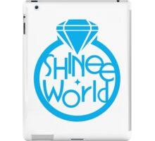 Shine world tour iPad Case/Skin
