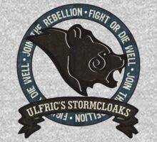 Join the Stormcloak Rebellion by tysmiha