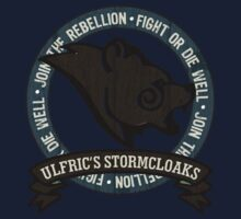 Join the Stormcloak Rebellion Kids Clothes