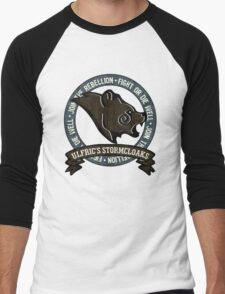 Join the Stormcloak Rebellion Men's Baseball ¾ T-Shirt