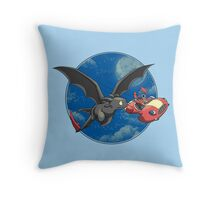 Aloha! Throw Pillow