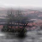 Black Pearl in the Mist by Donna Kay Nightingale