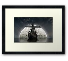 The Voyage Framed Print