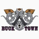 BUCK TOWN 718 by bluebaby