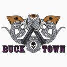 BUCK TOWN 718 by Stanley Lambert