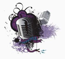 FREESTYLE MIC by bluebaby