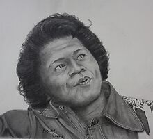 James Brown by Brooke Shane