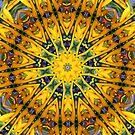 Yellow  Crazy by Esperanza Gallego