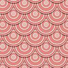 Folk pattern by Richard Laschon