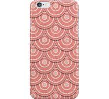 Folk pattern iPhone Case/Skin