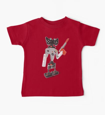 ControlBot4000 Baby Tee