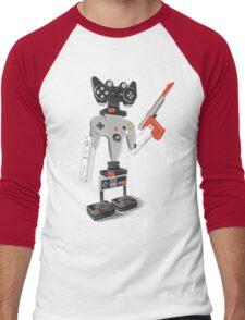 ControlBot4000 Men's Baseball ¾ T-Shirt