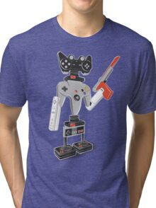 ControlBot4000 Tri-blend T-Shirt