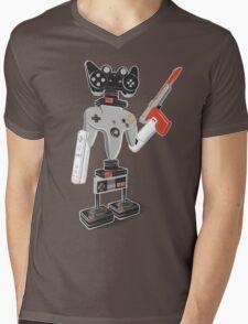 ControlBot4000 Mens V-Neck T-Shirt