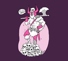 Warrior of glittery Unisex T-Shirt