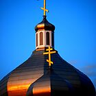 Sunset on St. Mary's by Roxanne Persson