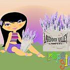 TropoGirl - Lavender Lady by Kartoon