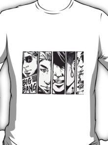 BIG Bang Made Album T-Shirt
