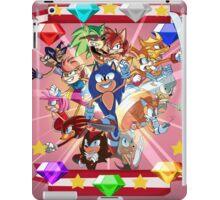 Archie's Sonic iPad Case/Skin
