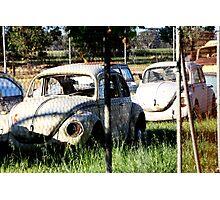 Homage to Herbie Photographic Print