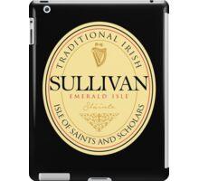 Sullivan iPad Case/Skin