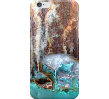 White Cliffs Of Dover iPhone Case/Skin