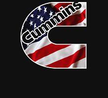 Cummins US Flag  T-Shirt