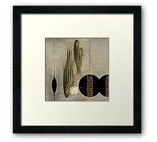 « la suite » Framed Print