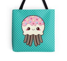 Candy Covered Jellyfish Tote Bag