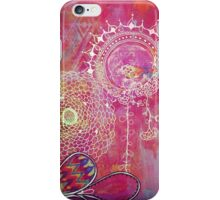 sangha iPhone Case/Skin