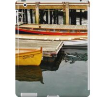Gloucester Rowing Gigs iPad Case/Skin