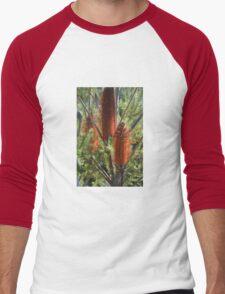 BOTTLE BRUSH Men's Baseball ¾ T-Shirt