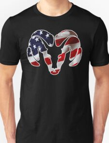 Dodge Ram US Flag T-Shirt
