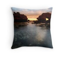 Blairgowrie Sunset Throw Pillow