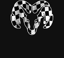 Dodge Ram Racing Flag  Unisex T-Shirt