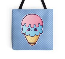 Kawaii Ice-Cream Tote Bag
