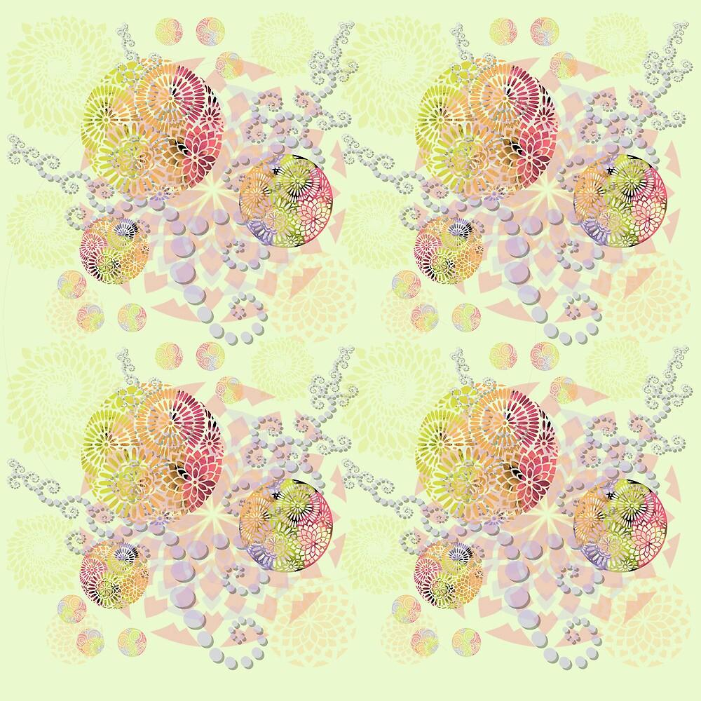 Lollipop Mandalas by DreaMground