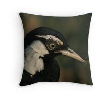 Mudlark - Buderim Pond QLD Throw Pillow