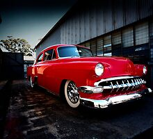 '54 Chev - 'My Girl' by Tony Rabbitte