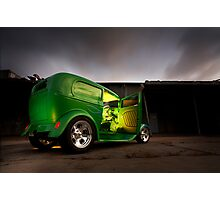 Ford Delivery Photographic Print