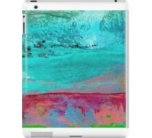 Turquoise Sky iPad Case/Skin