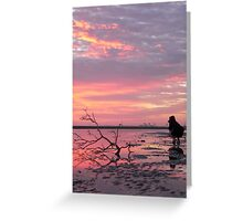 Nudgee Dawn - Photo shoot Greeting Card