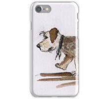 News Hound iPhone Case/Skin
